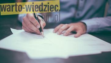 Porada - Rodzaje umów o pracę