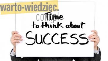 Porada - Samorozwój kluczem do sukcesu