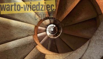 Porada - Kręte schody idealne do domu wolnostojącego