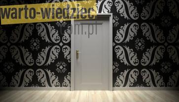 Porada - Drzwi drewniane