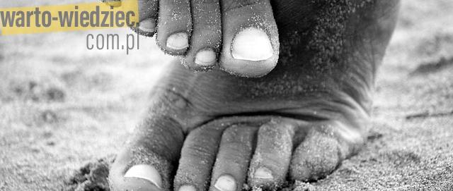 Powstrzymaj nadpotliwość stóp botoksem