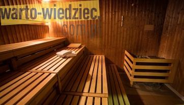 Porada - Sauna - dla kogo jest wskazana?